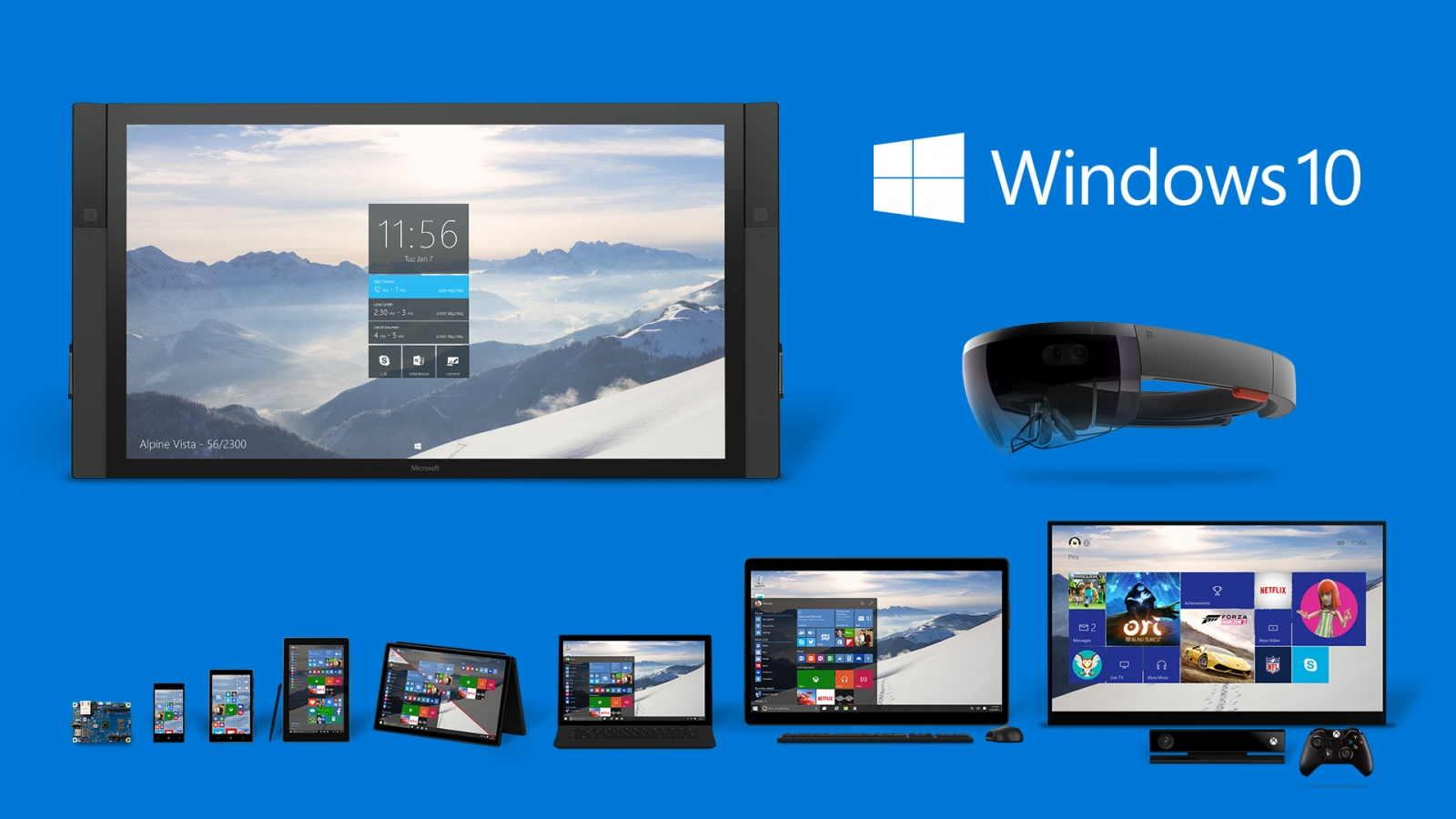 Newer Windows 10 devices having screen less than 8in will not get traditional desktops, states Joe Belfiore