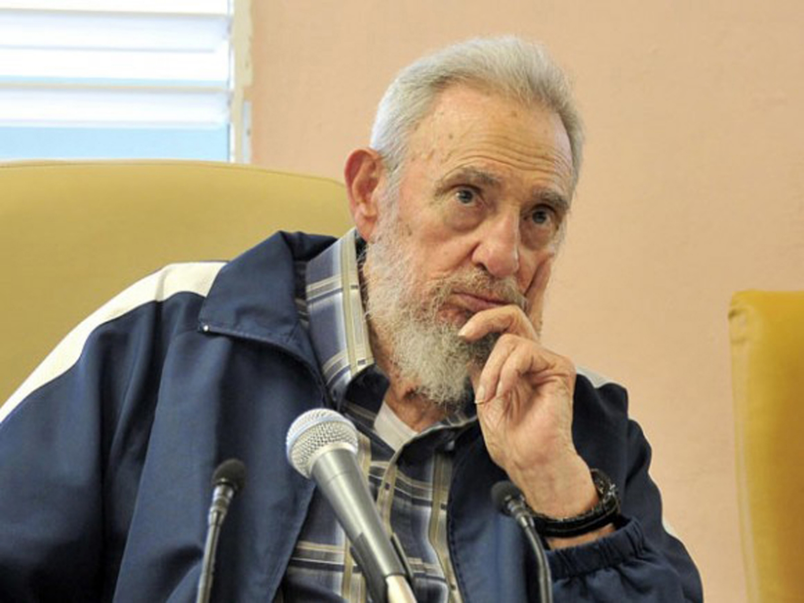 Fidel Castro on US-Cuba relations