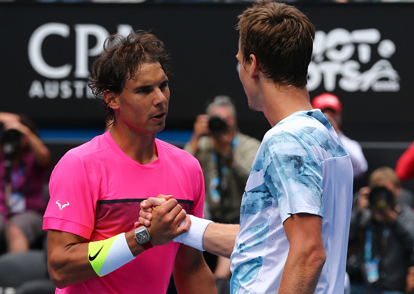 Rafael Nadal-Tomas Berdych