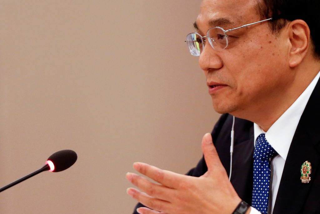 China's Li Keqiang says to create 10 million jobs in 2015