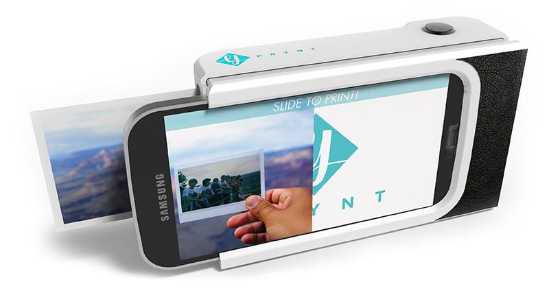 prynt iphone polaroid