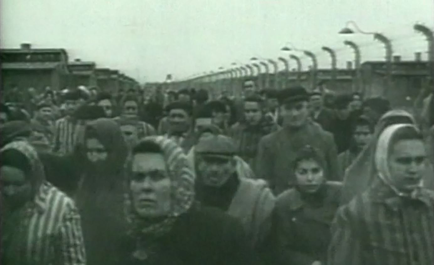 Holocaust Memorial Day 2015: Archive footage shows liberation of Auschwitz concentration camp