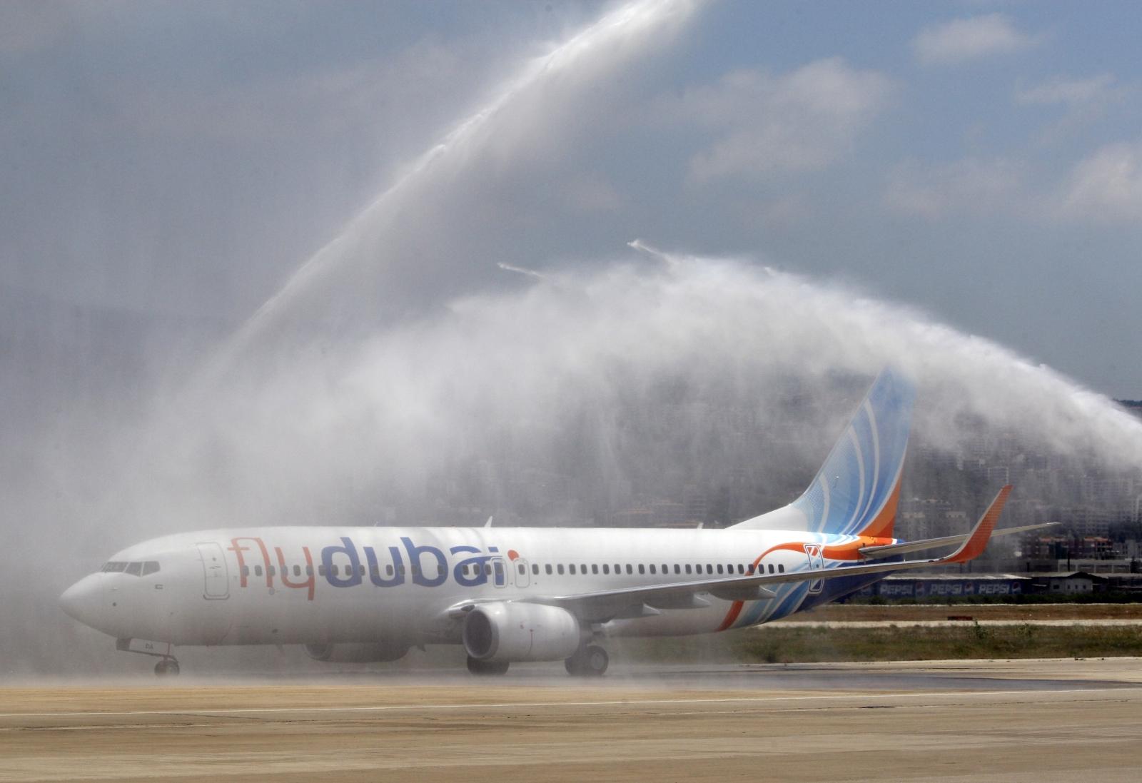 Passenger plane shot at in Baghdad airport