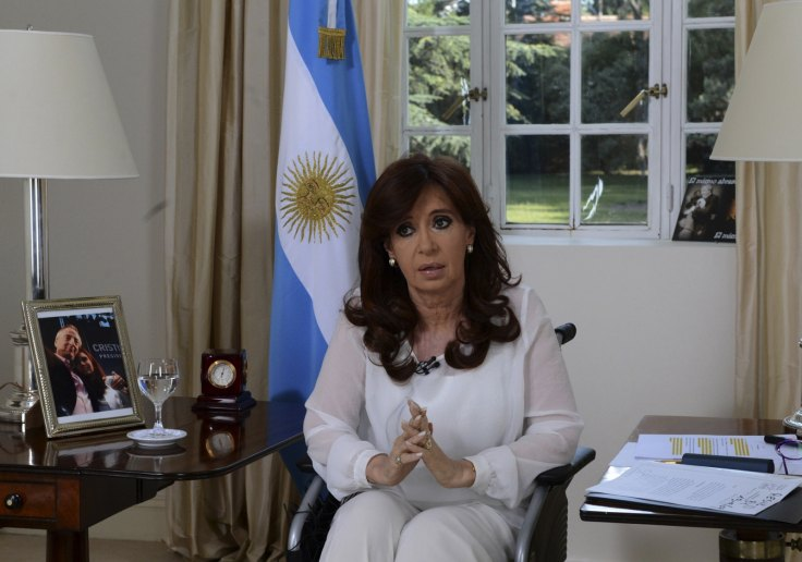Argentina poised to disband intelligence agency over prosecutor's death