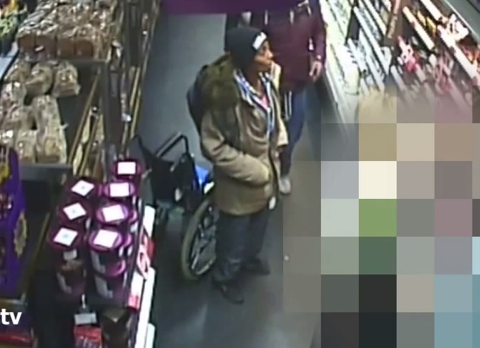 Little Britain shoplifters