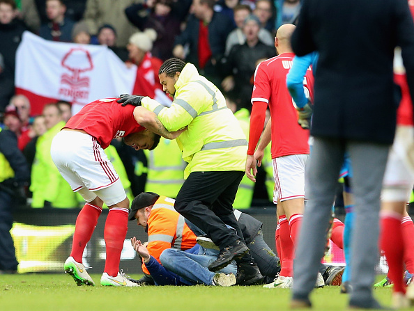 Nottingham Forest vs Derby County