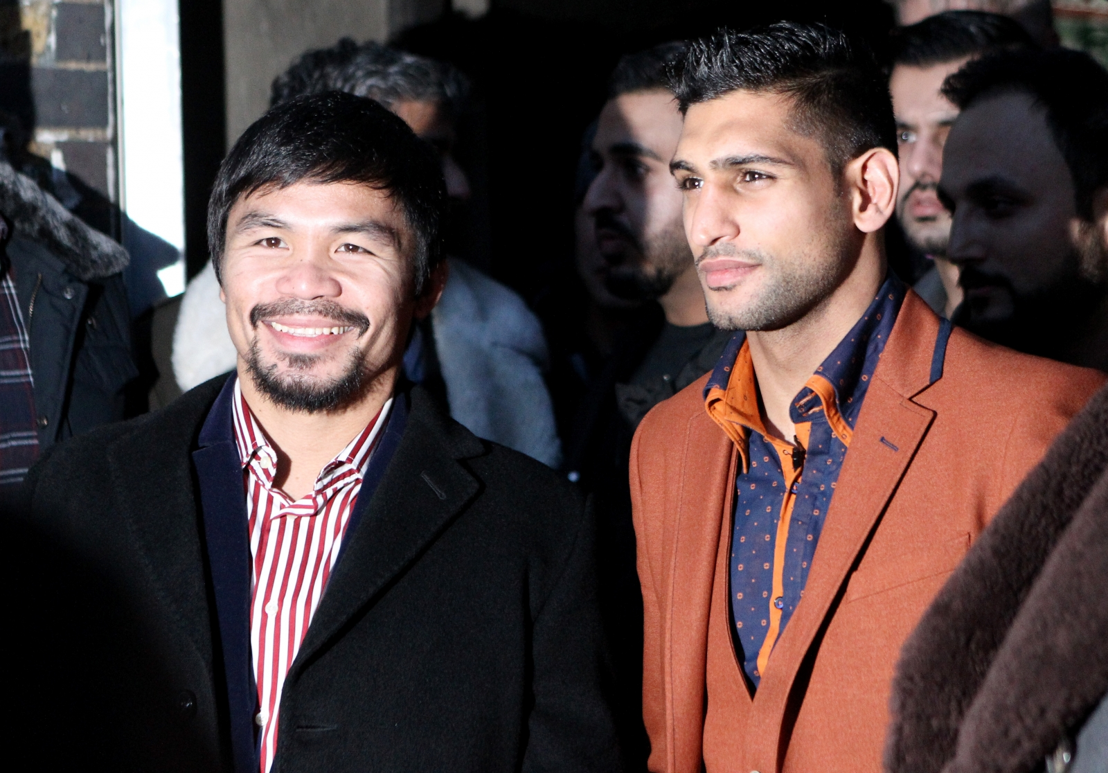 Arum: Pacquiao-Khan rumors are total BS