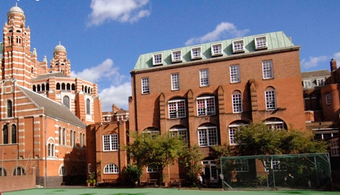 Westminster Cathedral Choir school, London