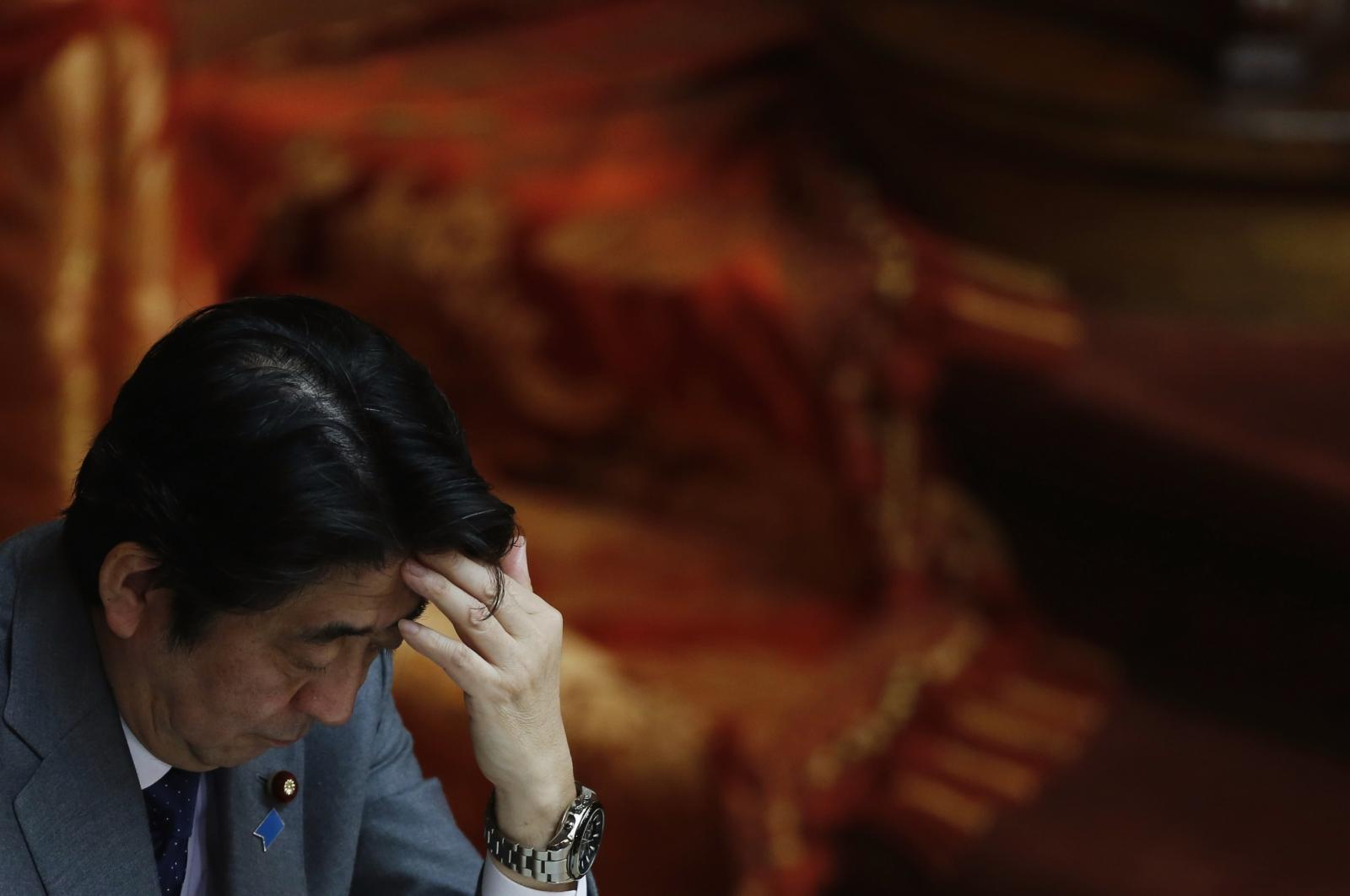 Japan hostage crisis