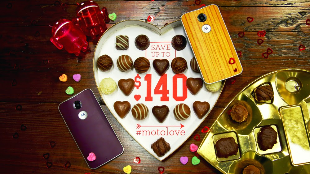 Motorola's new offer lets you save up to $140 on purchase of latest smartphones and accessories