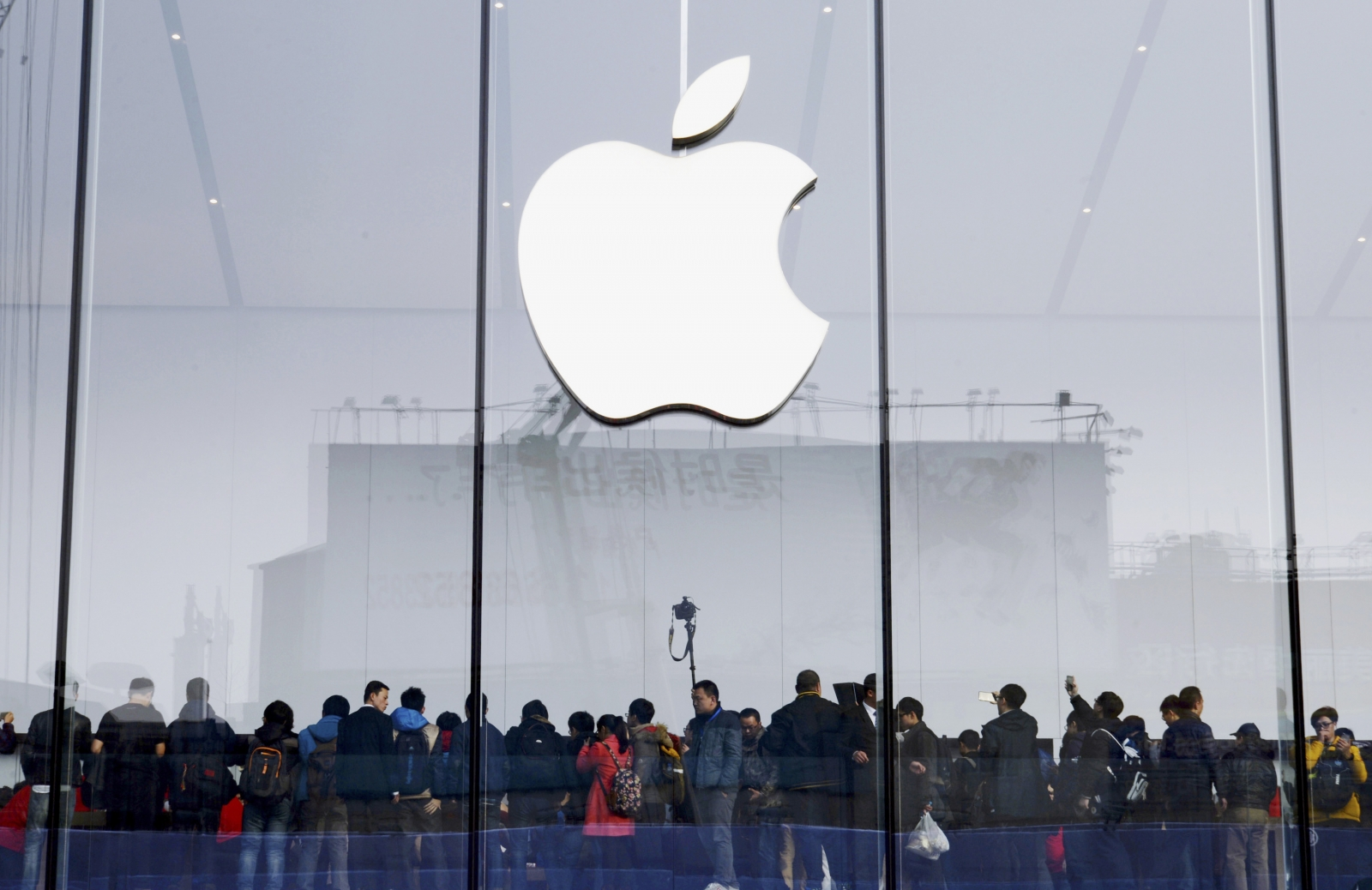 Apple China Retail Store Expansion