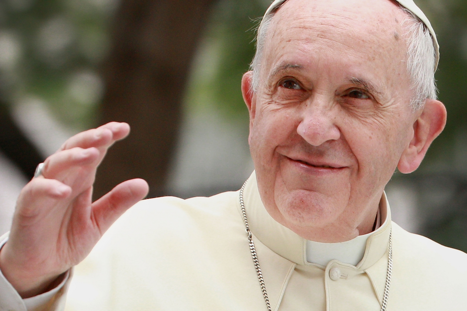 Pope Francis in personal calls with Spanish transexual