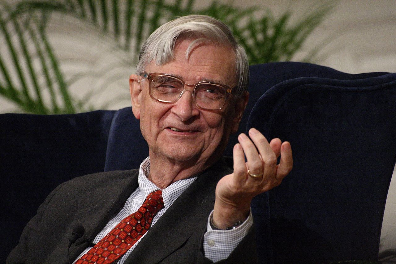 E. O. Wilson: I'm not an atheist but religion should be eliminated