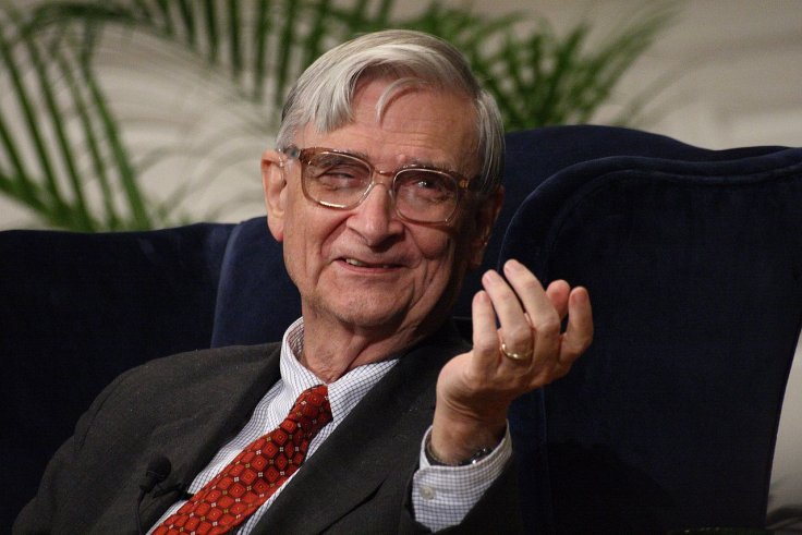 E. O. Wilson: I\'m not an atheist but religion should be eliminated