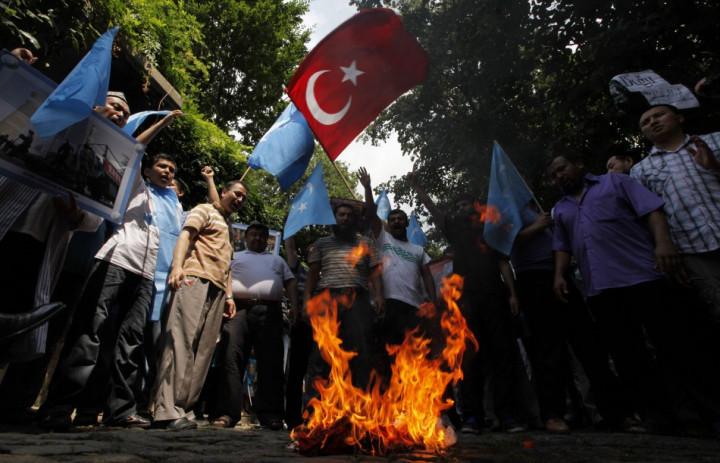 China Uyghur