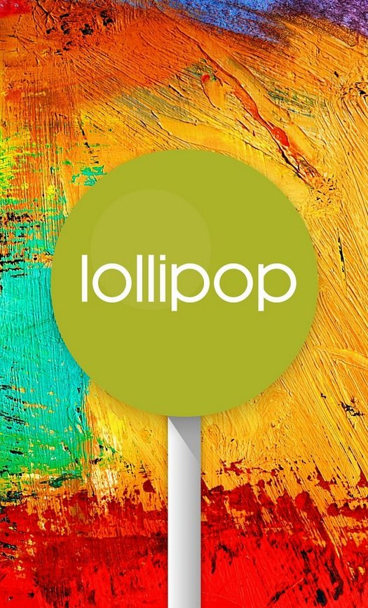 Galaxy Note 3 (Exynos 5) gets Android 5 0 Lollipop