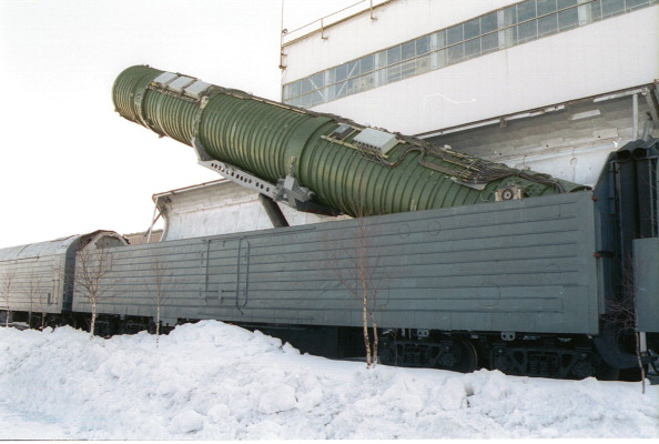 Russia missile strike