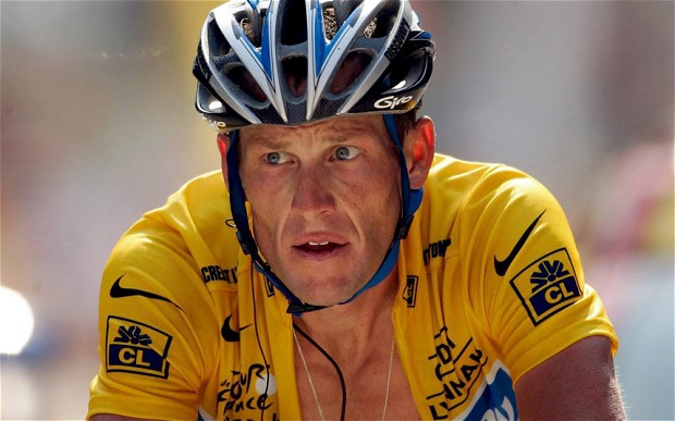 Lance Armstrong appears in controversial music video about doping