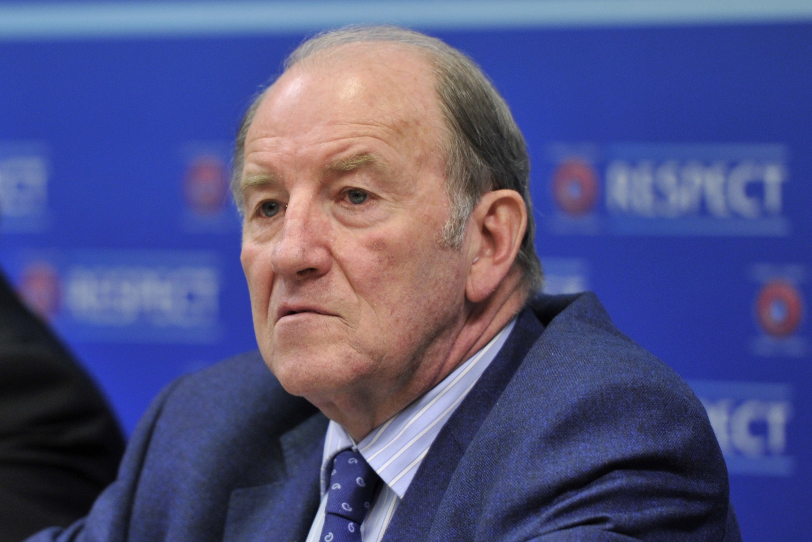 Euro 2016 organising committee president Jacques Lambert, who has warned of the terror threat in the wake of the recent attacks in Paris. (Getty)