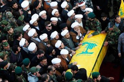 Hezbollah hits Israeli military vehicles