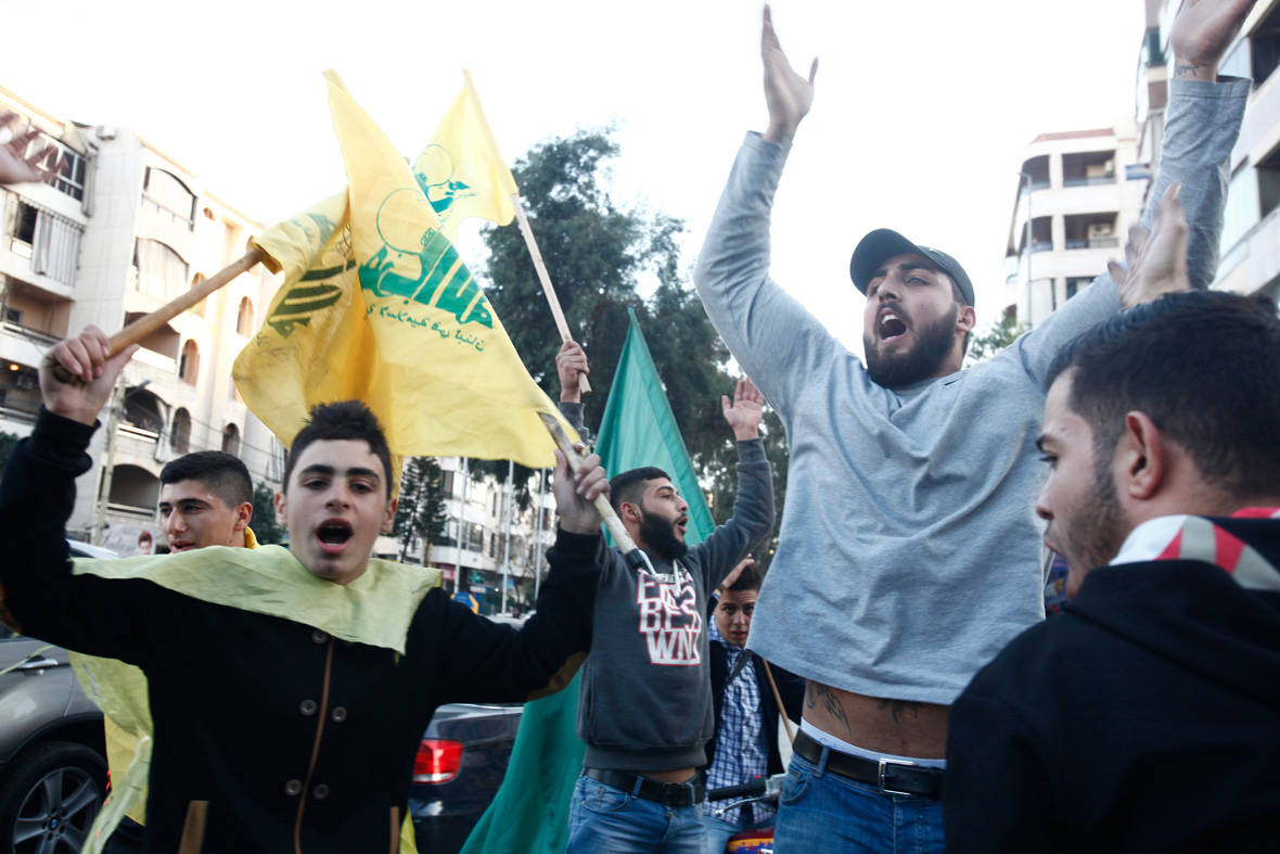 Hezbollah hits Israeli military vehicles