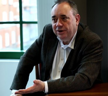 Salmond interview
