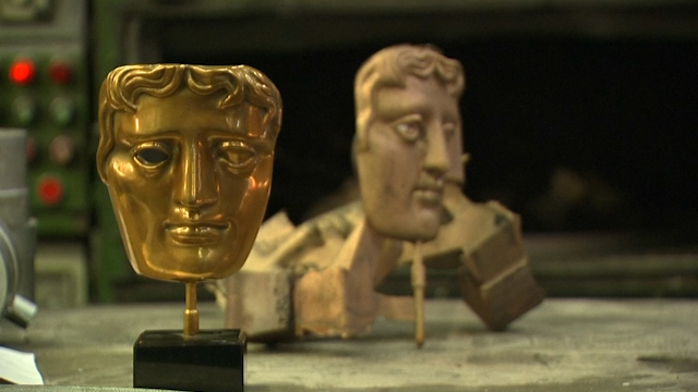 BAFTA: Hand-making the iconic mask