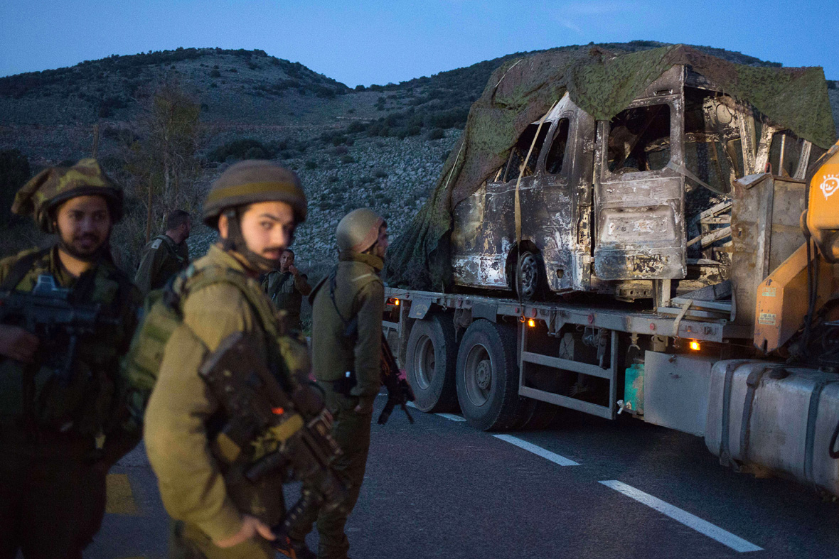 Israel Iran Is Giving Lebanese Hezbollah Rockets With