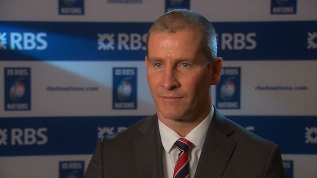 Stuart Lancaster looks ahead to the start of the Six Nations