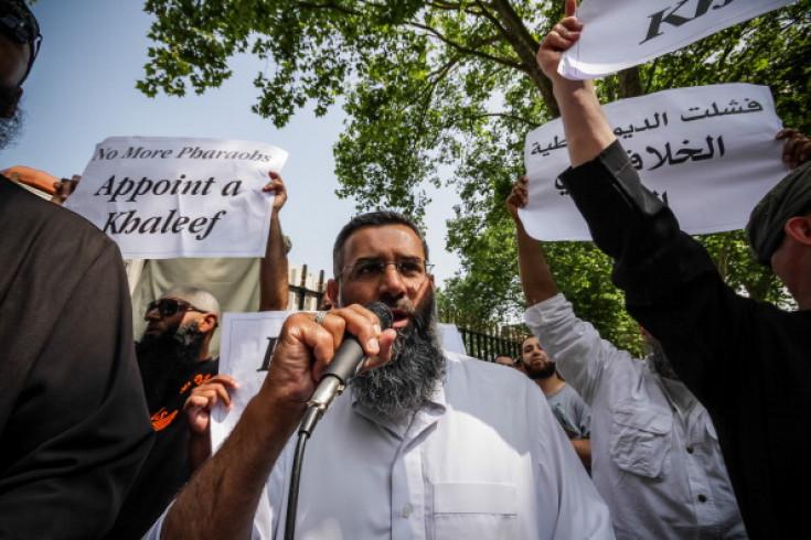 Radical Islamist Anjem Choudary