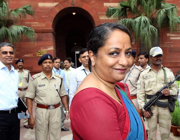 Sujatha Singh fired