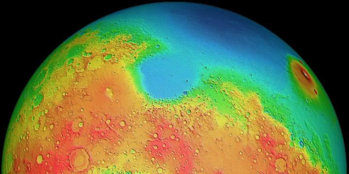 MARS POLES
