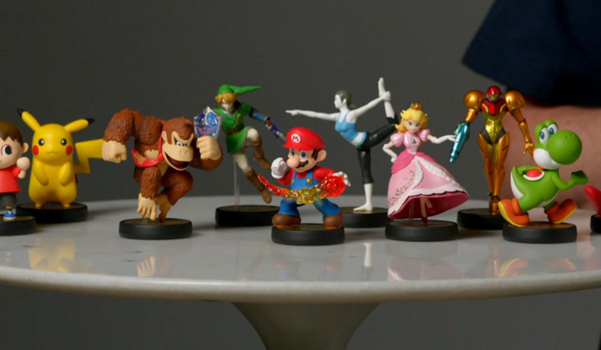 Amiibo Nintendo Wave 1