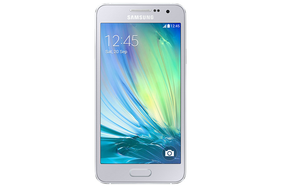 Metal-clad Samsung Galaxy A3 and Galaxy A5 can be purchased in UK retail stores starting 12 February