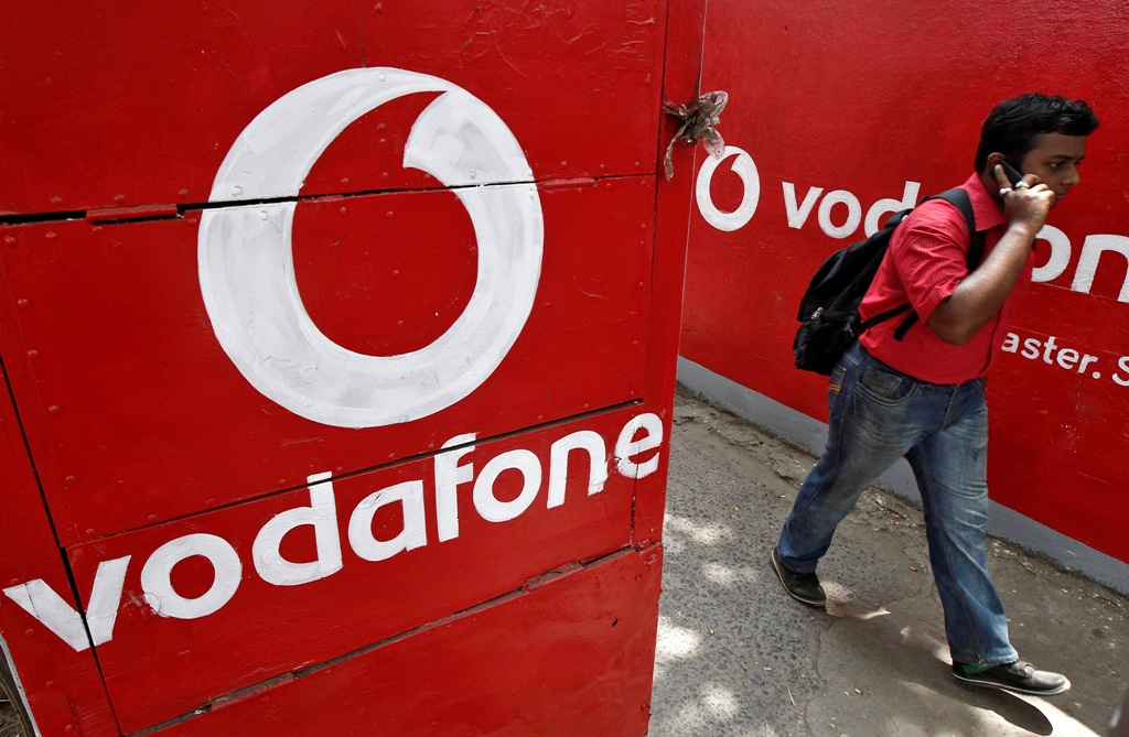 India's Vodafone decision lowers tax worries for Shell, IBM and others