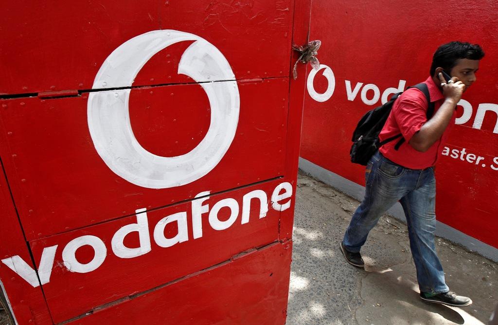 Vodafone Logo India