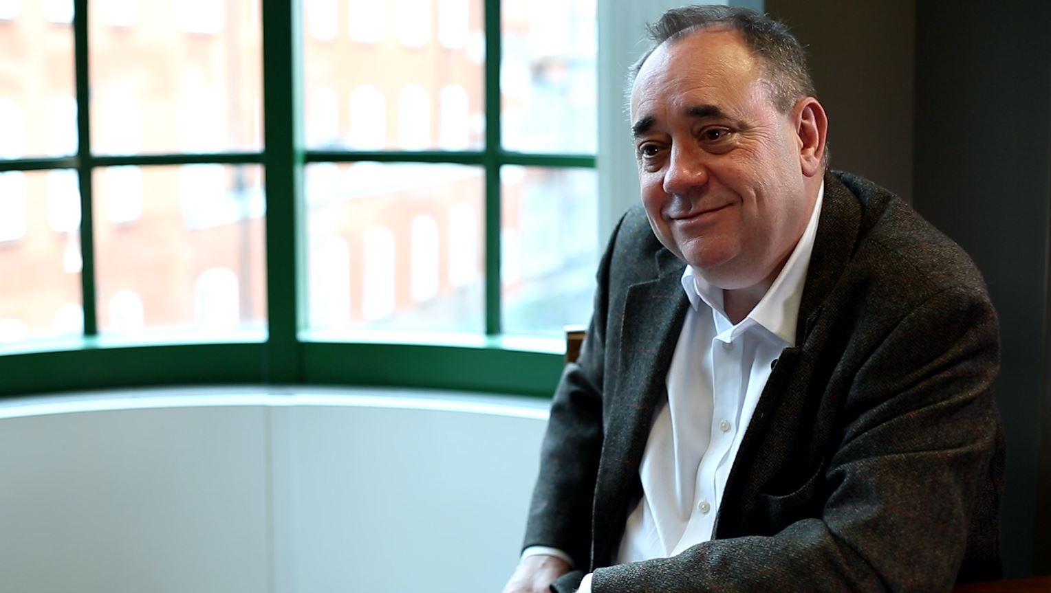 Alex Salmond interview: General election TV debates, Rupert Murdoch and the media
