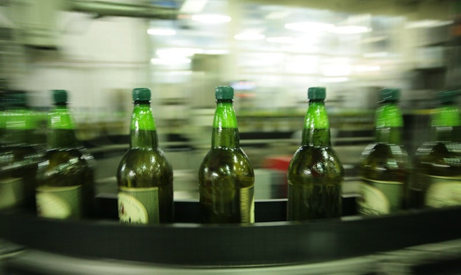 Carlsberg closes two breweries in Russia after revenue decline