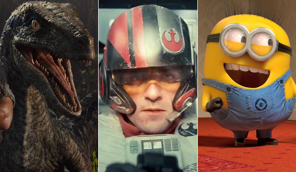Super Bowl Movie TV Spots Jurassic World Star Wars