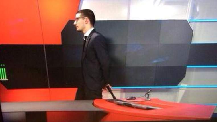 Dutch TV gunman