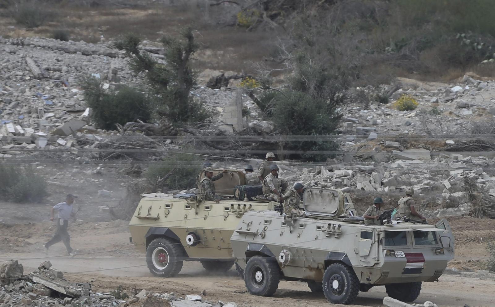 Egypt Sinai attack