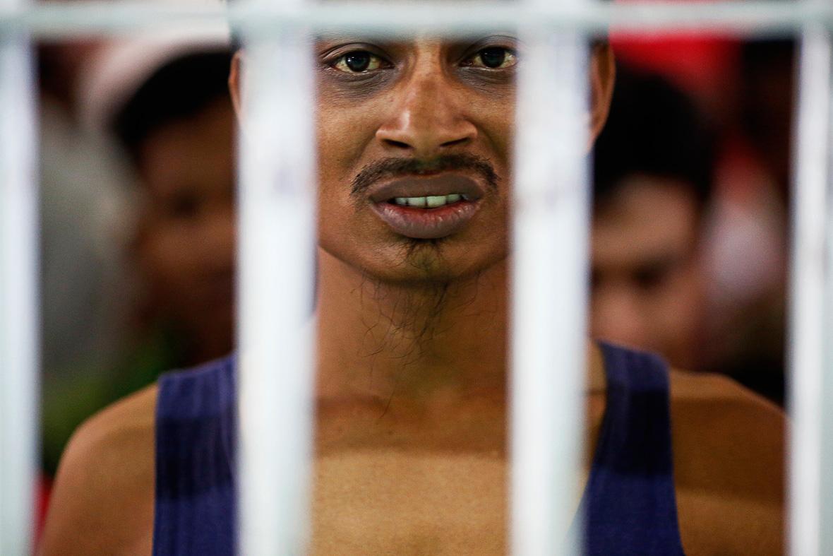 human trafficking thailand
