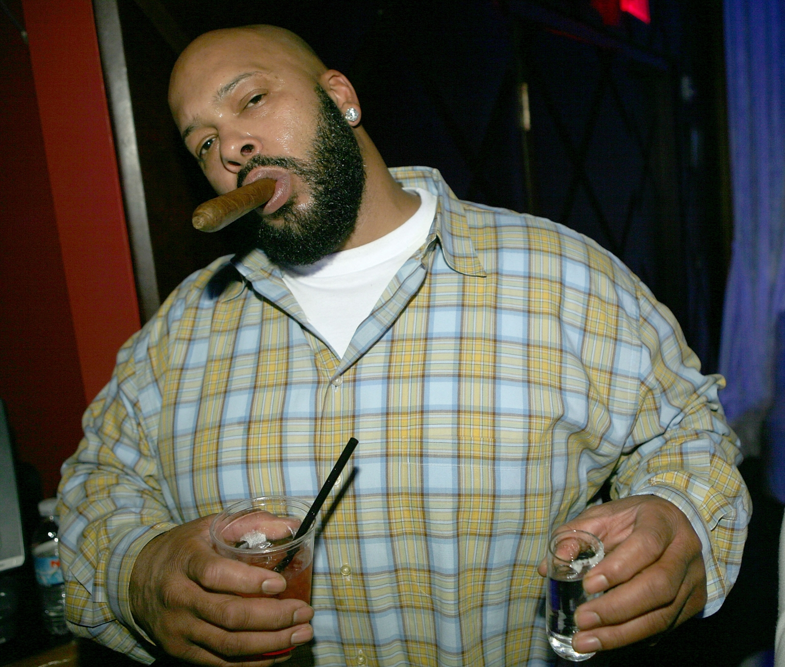 Rap mogul Suge Knight (Getty)