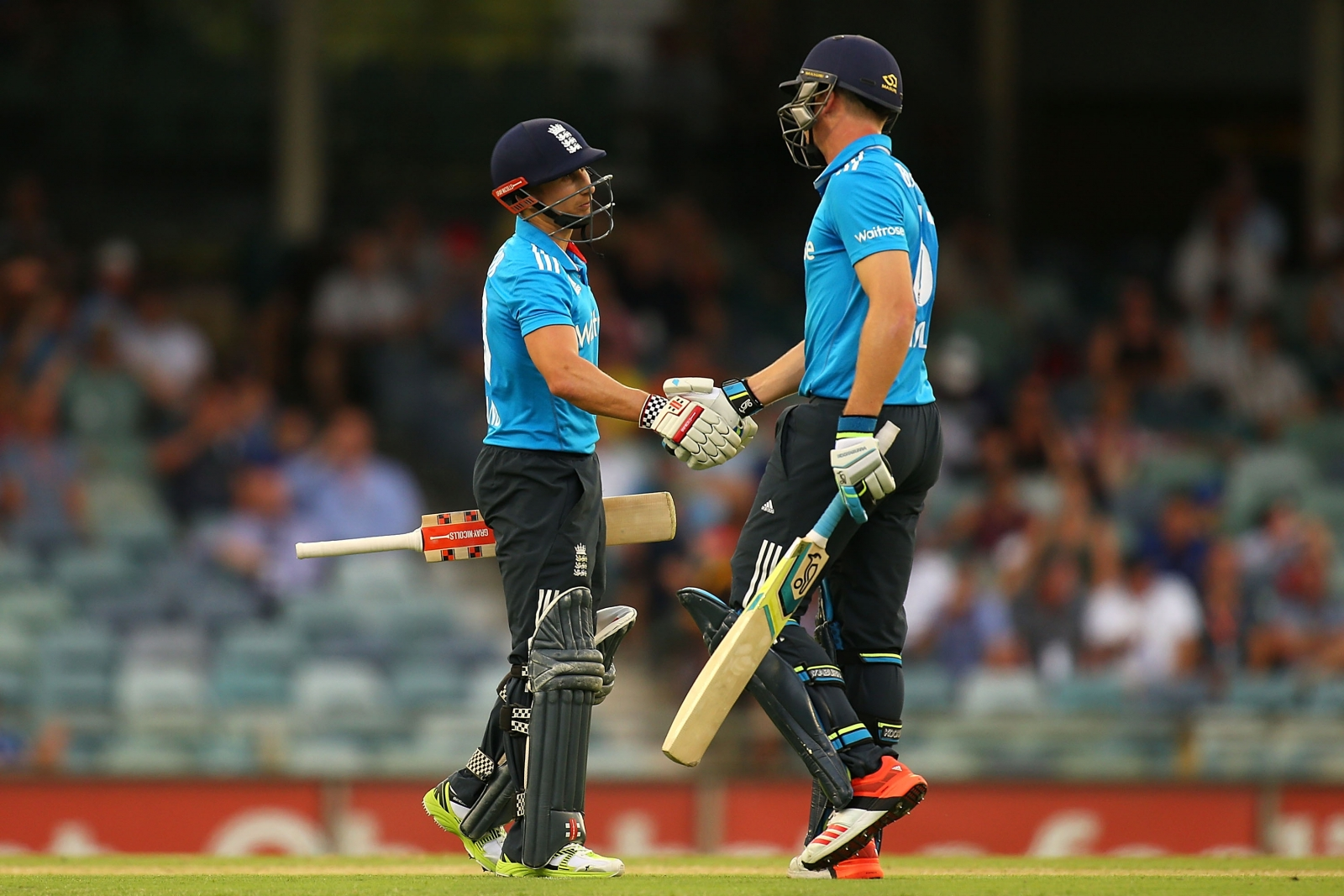 James Taylor and Jos Buttler