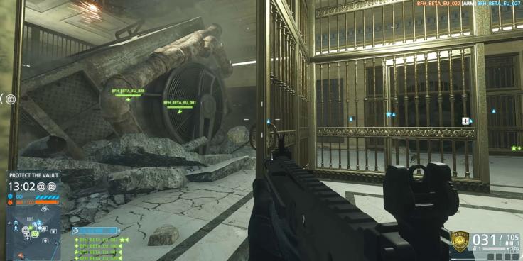 Battlefield Hardline heist gameplay