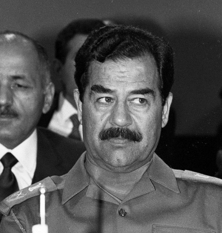 Indian engineer Saddam Hussain cannot get a job but says ... Saddam Hussein