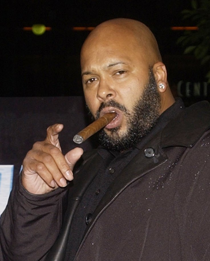 Hip hop mogul Suge Knight: charged with murder. (Reuters)