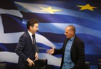 Greece EU bailout talks