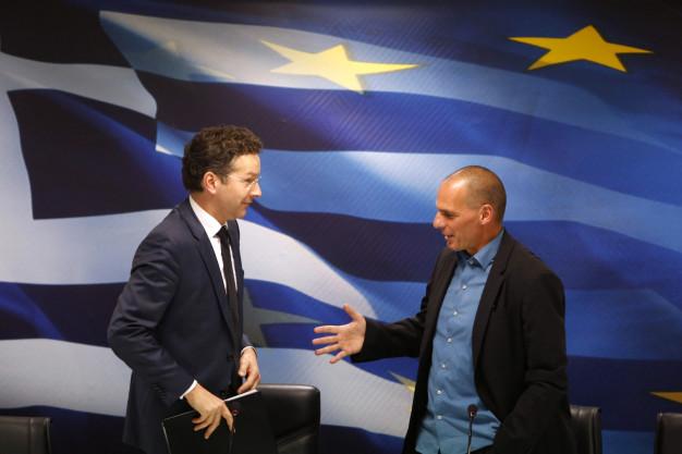 Greece EU bailout talks