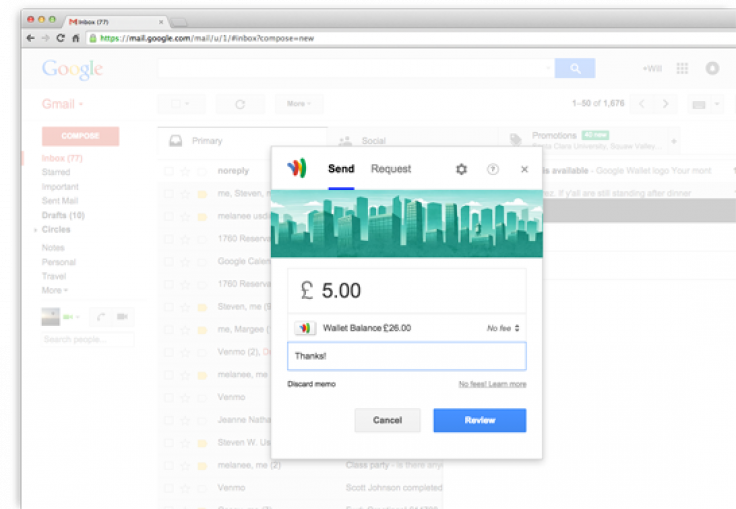 Google rolls out new 'send money via email' feature to Gmail users in UK: Check out for £ icon within your mailbox